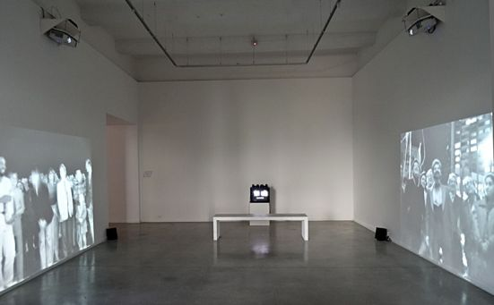 Kit Galloway & Sherrie Rabinowitz, Hole in Space 1980, 2003_1