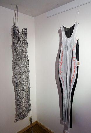 Aline Ribiere, Comme un dessin ; Ma ligne de hanche