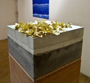 Fleurs dorées, 2013