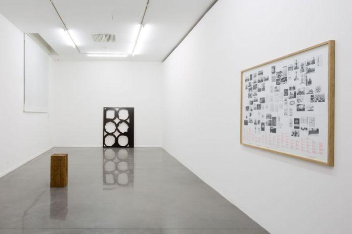 De droite à gauche : Catalogue Raisonné des Rhombicuboctaèdres - La déduction de Wenzel, 2013 - La Bille de Sharp n°9, 2012