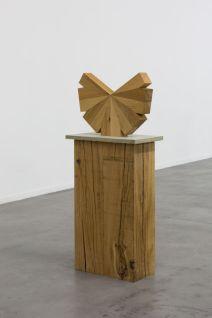 Vue de salle, exposition Raphaël Zarka, 2013-2014, Musée régional d'art contemporain, Sérignan. Photo : J-P Planchon.