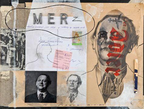 Quim Domene. Lettres à Kurt Schwitters. 24/04/2011