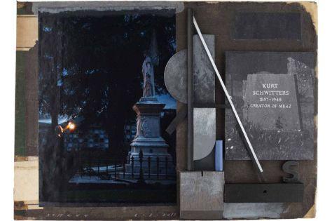 Quim Domene. Lettres à Kurt Schwitters. 06/08/2011