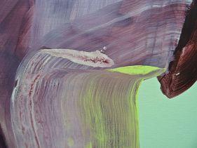 Anne Jallais,Les Combats 2, 2014 (détail)