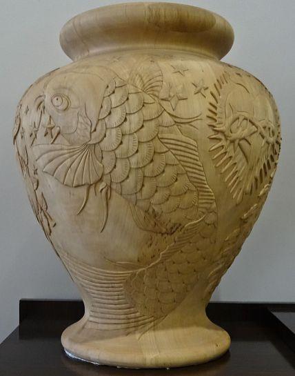 Lionel Scoccimaro, Vase, 2011