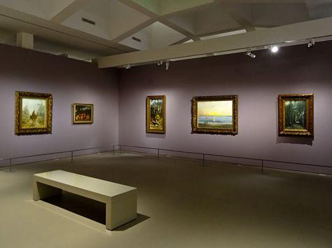 Van Gogh - Vue de l'exposition Couleurs du Nord Couleurs du Sud - à la Fondation Vincent Van Gogh Arles