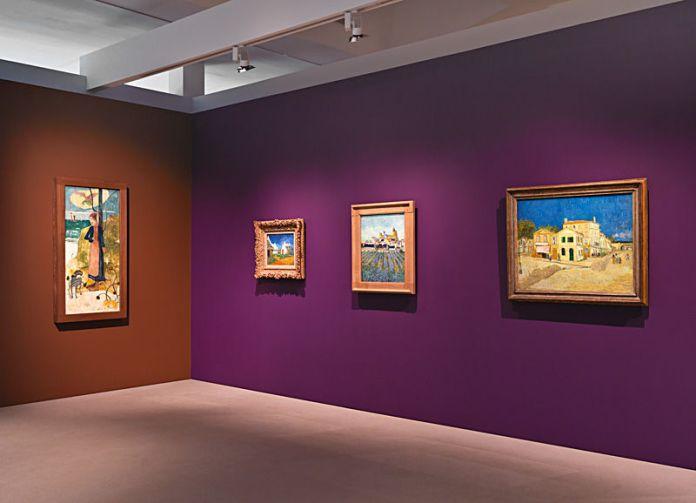 Van Gogh - Vue de l'exposition Couleurs du Nord Couleurs du Sud - Arles - Salle 3-1_1