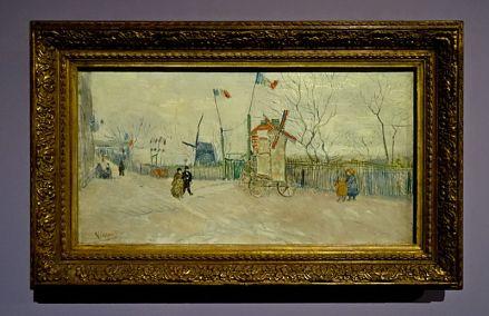 Vincent Van Gogh, L'impasse des deux frères, 1887