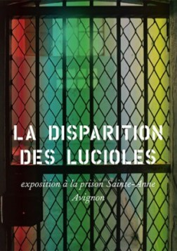 Disparition des lucioles - Affiche