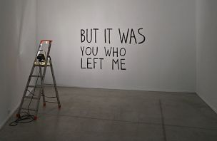 Mikko Kuorinki, But it was you who left me, 2009