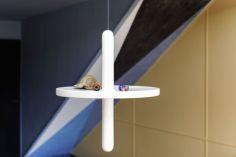 Pierre Charpin, vide-poche suspendu, Ufo (Kréo), 2008