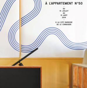 Pierre Charpin App 50 - Affiche