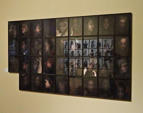 Katerina Jebb, 36 portraits de jeunes filles arlésiennes, 2014 - L'Arlésienne, Christian Lacroix, Rencontres d'Arles 2014