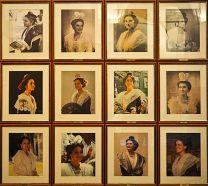 Portraits des reines d'Arles - L'Arlésienne, Christian Lacroix, Rencontres d'Arles 2014