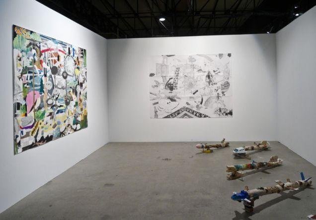 Art-O-Rama 2014 - Show-Room - Samuel Trenquier