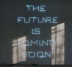 Pierre Bismuth, The Future is Coming Soon, 2011