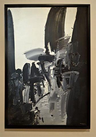 André Marfaing, Composition, mai 1967 - Musée Cantini, Marseille