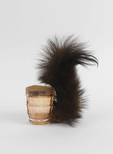 Meret Oppenheim, L'Ecureuil, 1969 // Collection A.L'H., Genève © ADAGP, Paris 2014, Ph. Annik Wetter