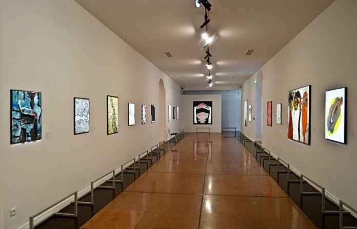 Musée Cantini, Marseille, RDC, Galerie