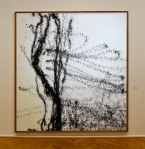 Hans Hartung, T 1986 – R 45, 1986 - Musée Cantini, Marseille