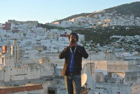 Moussa Sarr, L'appel - Série Points de vue, 2013. Vidéo 16/9, 5min