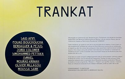 Trankat - Texte d'introduction