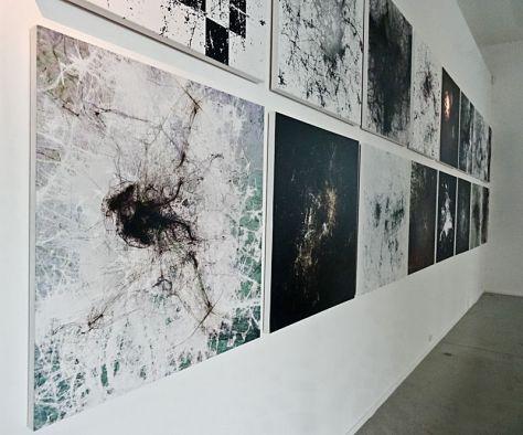 Global Snapshot à La Panacée - Stanza, Complexity Series