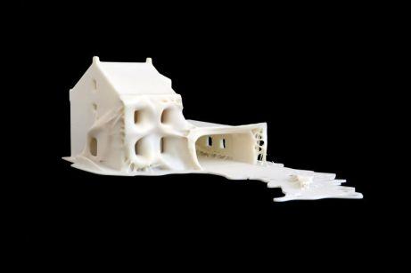 Christophe BERDAGUER & Marie PEJUS - Gue(ho)st House. Courtesy des artistes Photo : Tim Perceval