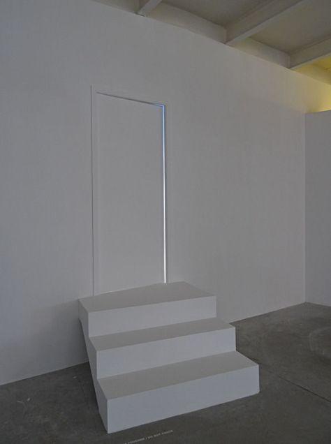 Stéphane Protic, Dawn Stairs, 2015