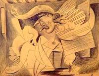 Pablo Picasso Le Meurtre, 7 juillet 1934