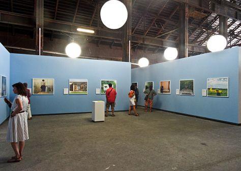 Thierry Bouët - Les Rencontres de la photographie, Arles 2015