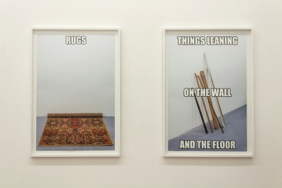 L21, Cristina Garrido, They are these or they maybe others, 2014-2015