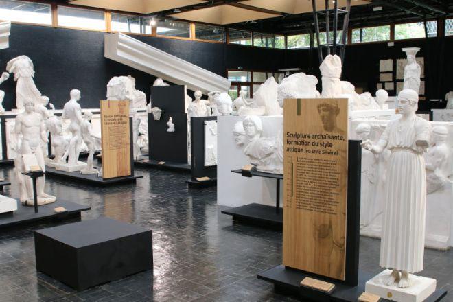 Musée des Moulages - Université Paul Valéry Montpellier III - septembre 2015