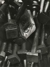 Navy Cut, Ateliers de construction mécanique Oerlikon (MFO), 1940 © Fondation Jakob Tuggener
