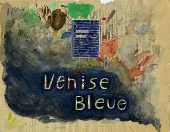 Alexandre Léger, Sans titre, 2013 - Crayon et gouache sur papier 29,4 x 41,5cm