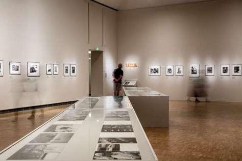 Jakob Tuggener, Fabrik - une épopée industrielle 1933-1953, Pavillon Populaire à Montpellier. Photo : Pavillon Populaire