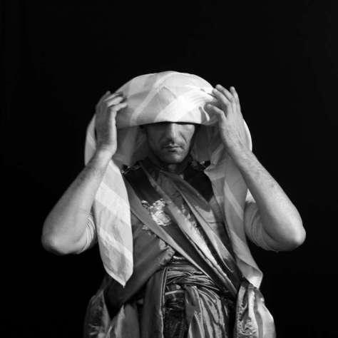 """Augustin Le Gall, Sans titre, série """"Le dernier Arifa. Petite histoire du monde invisible. 2013"""" © Augustin Le Gall"""