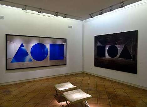 Georges Rousse, Séoul 2013 et Bordeaux 2014 - « Collectionneur d'espaces » à Campredon