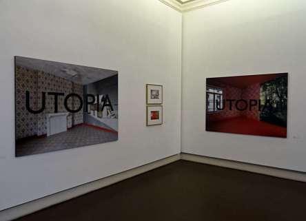 Georges Rousse, Utopia 2B et 4,2015 - « Collectionneur d'espaces » à Campredon