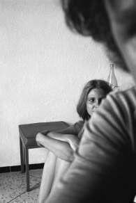 Denis Roche, 30 juillet 1972, Hotel Marinca, chambre 21, Propriano, Corse - 40x50cm © Denis Roche
