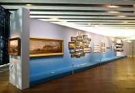 J'aime les panoramas (Le panorama comme substitut), Vue de l'exposition au MuCEM, 2015