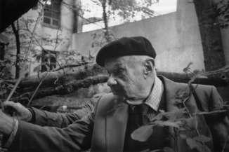 Roman Vishniac, 1983, Paris - 40x50