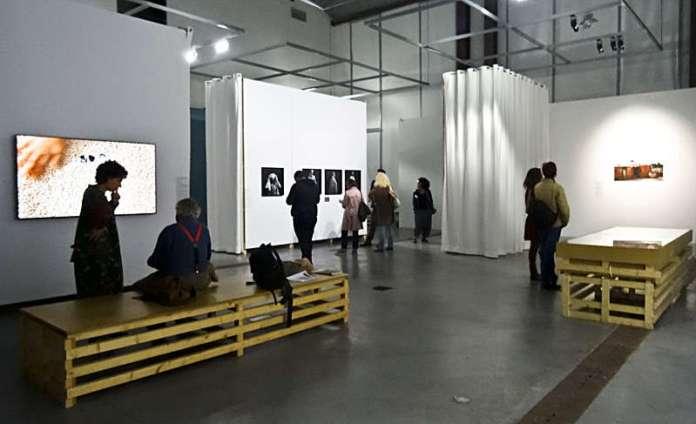 Traces… Fragments d'une Tunisie contemporaine - Vue de l'exposition MuCEM