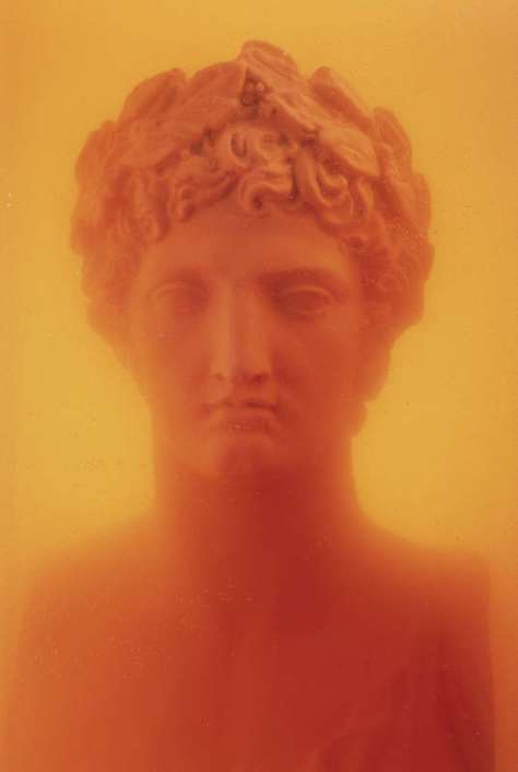 Andres Serrano, Immersions (Dante), 1989. Collection Lambert.