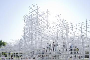 Iwan Baan, 52 weeks, 52 cities, Sou Fujimoto, Serpentine ©Iwan BAAN