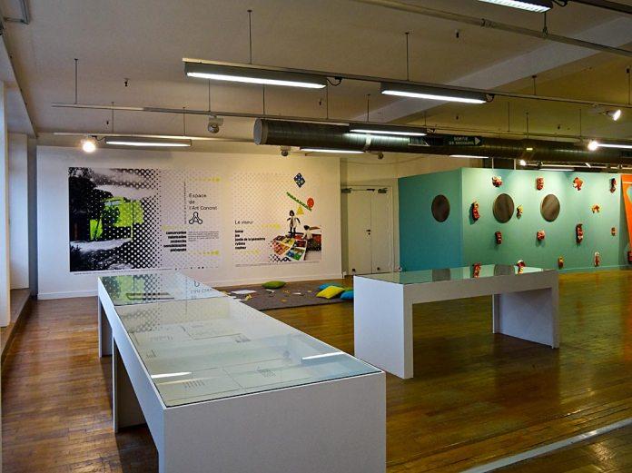 Galerie du 5ème - Espace de documentation - Celui-ci offre une carte blanche à l'Espace de l'Art Concret (EAC) 02
