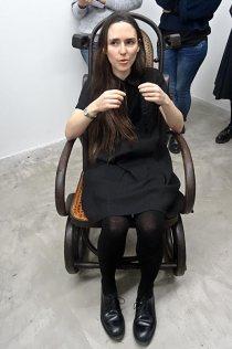 Emma Dusong, Ayudame, 2016 - CRAC, Sète 2016