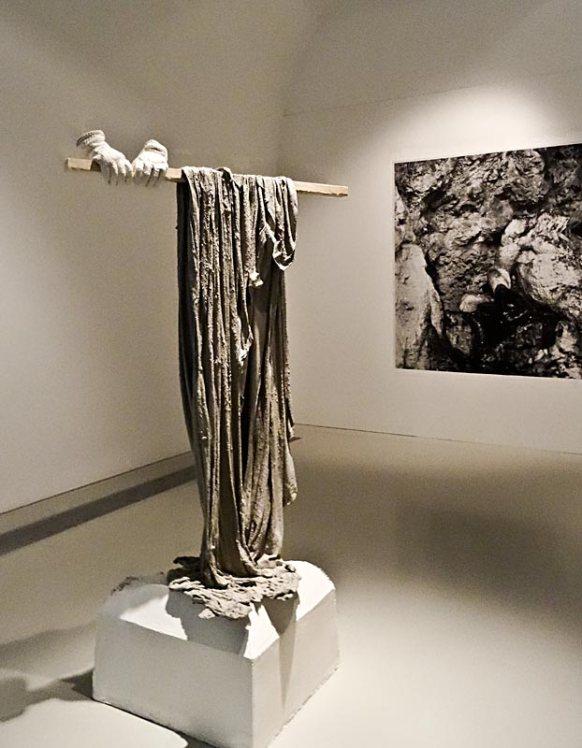 Katia Morel, Befter #1, 2013 - Musée Fabre, Montpellier