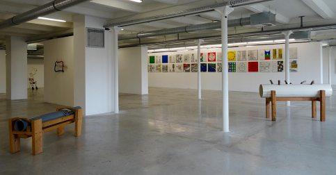 Les Possédés - Chapitre 2 - Friche Belle de Mai - Etage 4 - Vue de l'exposition
