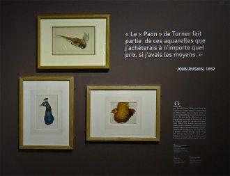 Turner et la couleur à l'Hôtel de Caumont – Aix-en-Provence - Salle 2 - La peinture en plein air